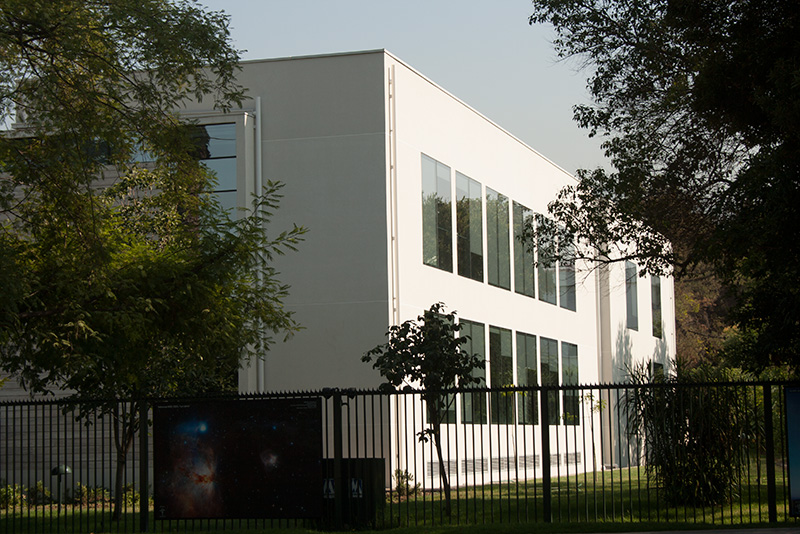 ALMA CENTRAL OFFICE